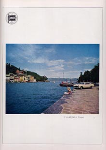 Lancia-Werbung: 1960/61