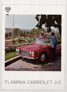 Lancia-Werbung: 1962/63