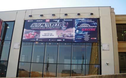 Automotoretro: Turin 14. - 15. Februar 2010