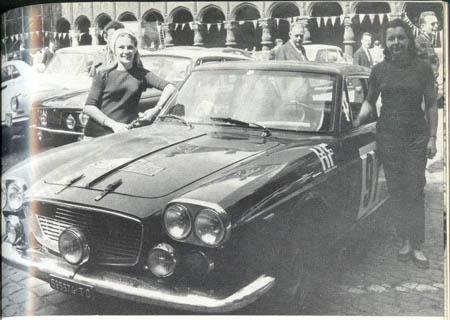 Spa-Sofia-Liege 1964 - C. Bouchet/C. Beaumont - der Mut der frühen Tage