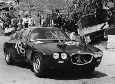 Targa Florio 1964 - Crosina/F. Frescobaldi