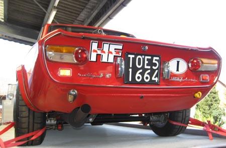 Lancia Fulvia: Noch Fragen zu Werks-Fulvias?