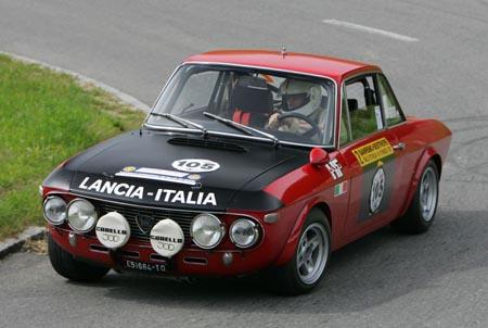 Lancia Fulvia: Artgerechte Bewegung 38 Jahre nach der Erstzulassung durch den Eigentümer selbst