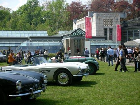 Concorso d'Eleganza Villa d'Este: Patrocinato da BMW Group