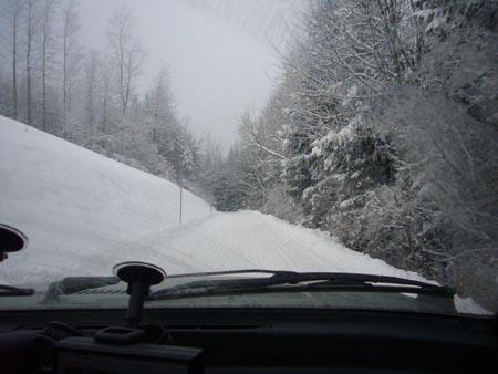 Wald4tel-Classic Winter Rallye: Niederösterreich im Herbst 2010