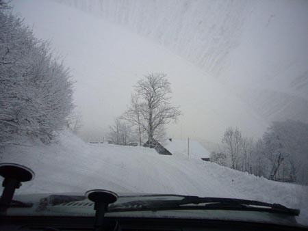 Wald4tel-Classic Winter Rallye: Noch Fragen zum Streckenzustand?