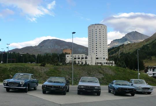 Jahresrückblick 2010: Sestriere im Spätsommer - GuidaLonga = Gran Tourismo