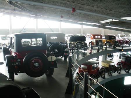 Jahresrückblick 2010: Basel Pantheon - die Lancia-Ausstellung 2009/2010
