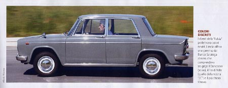 Lancia Fulvia Berlina 2C