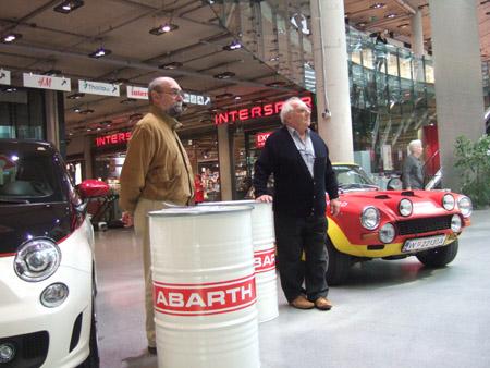 Lancia-Nostalgie: Wie klein sind die Abarths geworden – und wie leise!