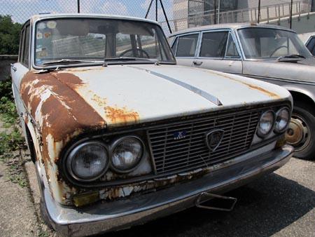 Lancia-Rost: Weiß absolut Letzter im Langzeittest