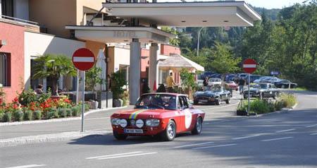"""Voralpen Classic 2011: Start in Altlengbach am Samstag """"frühmorgens"""" um 9:00 Uhr"""