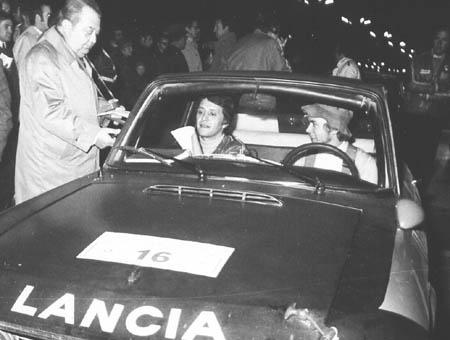 Mario Mannucci: 1000 Minuten Rallye 1970 - mit Simo Lampinen Gesamtsieger (ohne gemeinsame Sprache!)