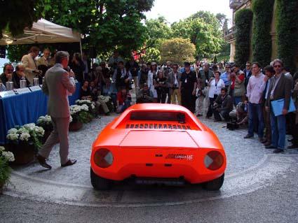 Villa d'Este 2008 - berechtigter Stolz der beteiligten Österreicher