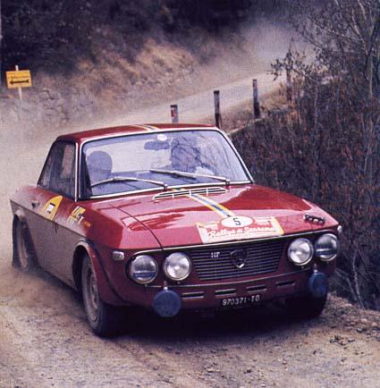 Nachruf Pat Moss 2008: Pat Moss-Carlsson/Elisabeth Nyström - San Remo 1968