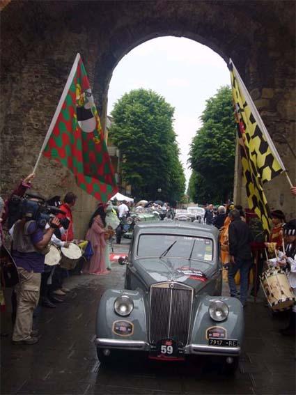 10-Jahresrückblick von Lancianews: Mille Miglia 2009