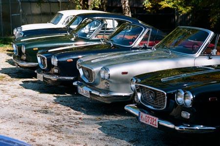 Der Lancia Club Deutschland ruft, Mitglieder und Gäste kommen (Frühjahr 2011)