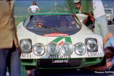 Mario Mannucci: Molto, molto difficile - Rallye San Remo 1975