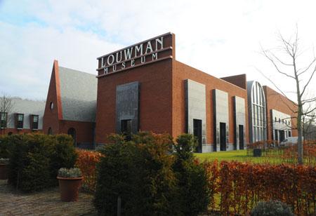 Louwman Automuseum von außen