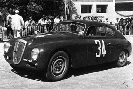Italienische Straßenrennen: Felice Bonetto 1952 - die letzten Meter mit letzter Kraft geschoben