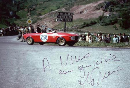Italienische Straßenrennen: 1969 - das Jahr der Barchettas, Platz 9 für Munari/Aaltonen