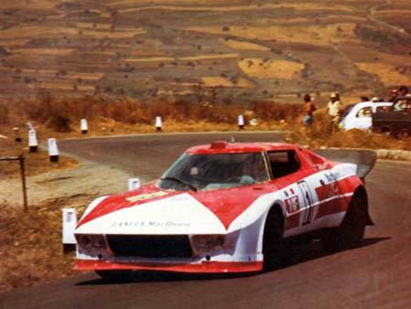 Italienische Straßenrennen: 1974 - Lancia nicht mehr als underdog - Sieg durch Ballestrieri/Larousse