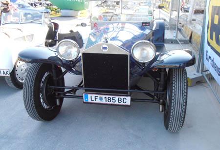 Südsteiermark Classic 2012: Mehrfach Mille-Miglia-erprobt