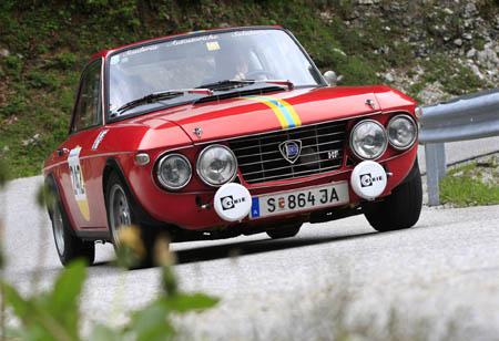 1. Wolfgangsee Classic 2012: Da lachen Augen und Herz der Fulvia-Fans!