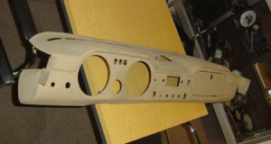 Flaminia Convertibile Restaurierung: Armaturenbrett Serie