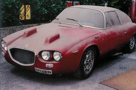 Fahrzeuge aus erster Hand: Prototyp Flavia Sport Targa Florio 1964 - Crosina/F. Frescobaldi