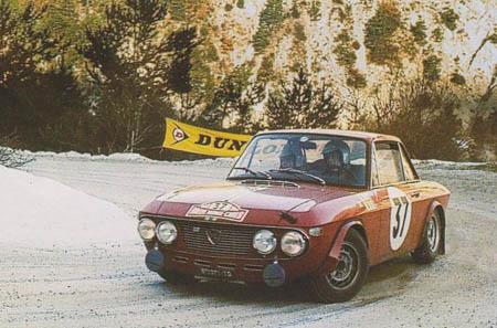 Fahrzeuge aus erster Hand: Pat Moss-Carlssons Streitross 1968 - 6 Einsätze