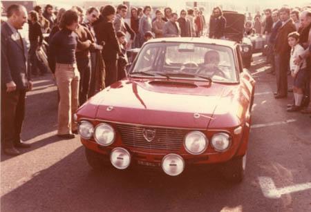 Fahrzeuge aus erster Hand: 1971 Siege bei der 999 Minuten- und der Semperit Rallye mit Munari/Mannucci - und wer war das?