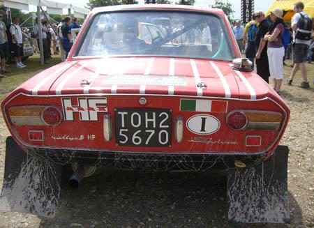 """Fahrzeuge aus erster Hand: Eine vielbewegte """"Überlebende - hier in Goodwood 2008"""