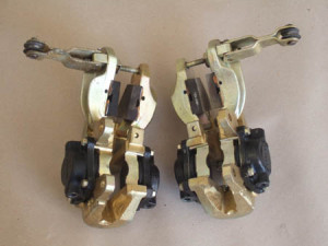 Lancia-Bremssystem