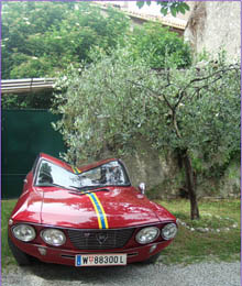 Lancia Bildbeartbeitung