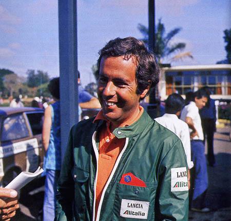 """Abschied von Lancia: Dottore Cesare Fiorio (""""himself"""")"""