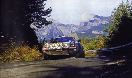 """Abschied von Lancia: Stratos - """"Die Siegesmaschine"""" - solange es Fiat gefiel"""