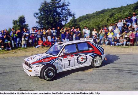 Abschied von Lancia: Wer zählt die Siege, die Namen?
