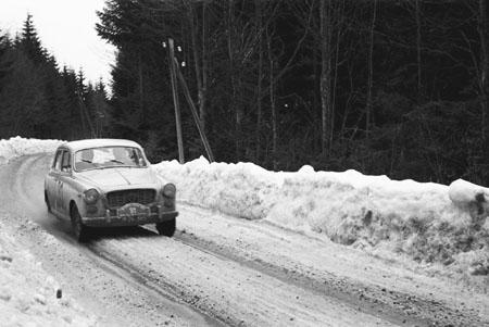 3-Städte-Rallye 1963: W. Radler/G. Kiesenebener - Appia