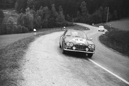 3-Städte-Rallye 1965: G. Pianta/L. Lombardini - Platz 7