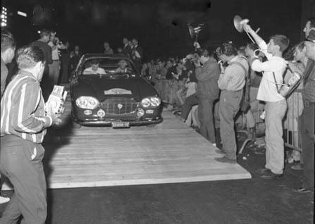 "Coupe des Alpes: 1964 - ""Roi"" René Trautmann - ausgeschieden"