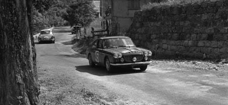 Coupe des Alpes: 1964 Claudine Bouchet/ M. C. Beaumont - ausgeschieden