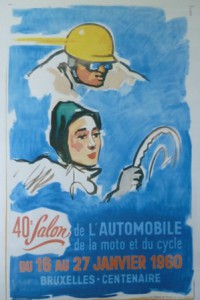 40. Automobil Salon in Brüssel