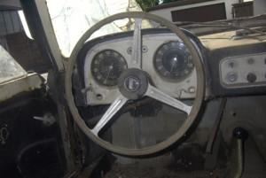 Lancia Flaminia Sport - Lenkrad