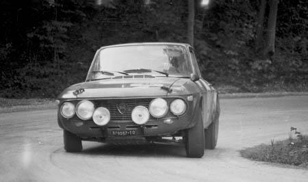 Österreich-Rallyes: Semperit Rallye 1970 - Barbasio/Mannucci als Einspringer für Cavallari/Salvay
