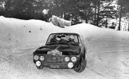 Fast - gegen Aaltonen/Liddon hauchdünn verloren - Monte Carlo 1967