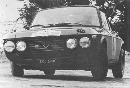 Tour de Corse: 1967 - der Durchbruch: Munari/Lombardini mit 1,4 l vor Porsche & Co