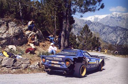 Tour de Corse: 1981 - der letzte Sieg in Korsika: Darniche/Mahé im Mittelmeerfrühling