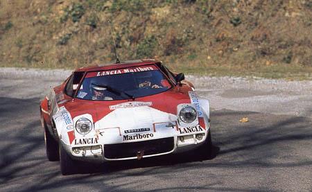 """Tour de Corse: 1974 - der erste Sieg in Korsika: Andruet/""""Biche"""""""