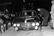 Tour de Corse 1966 und Monte Carlo 1967